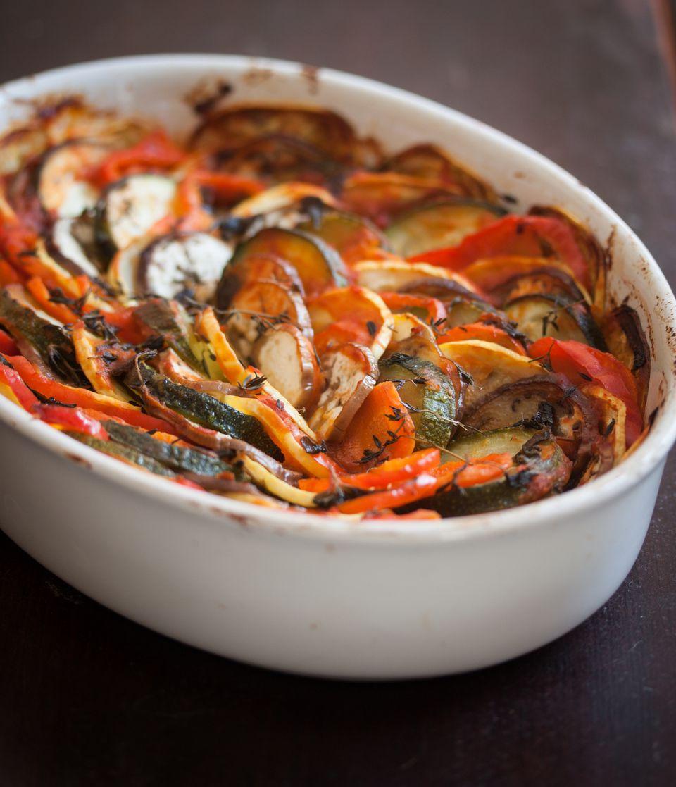 French Ratatouille Recipe: The Perfect Vegan Ratatouille Recipe