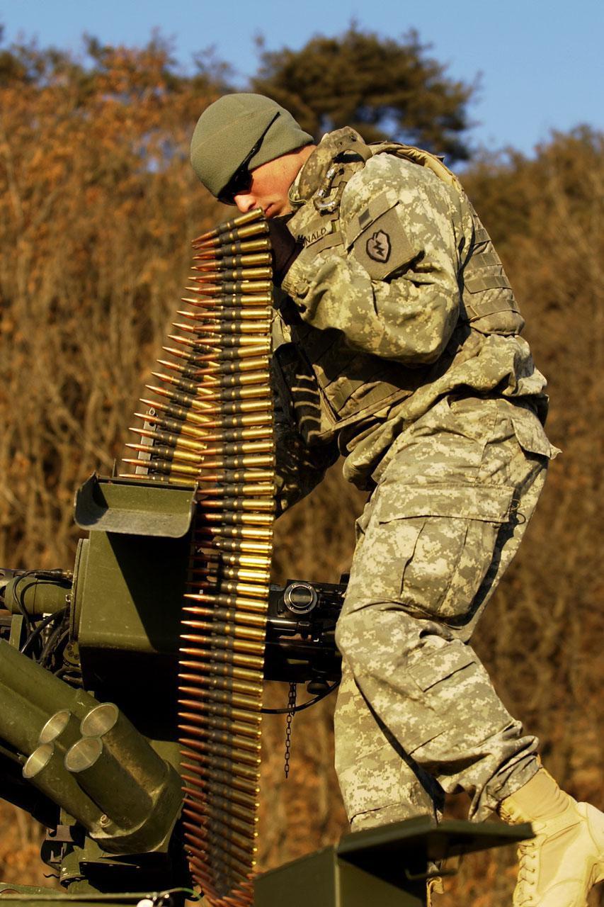 descriptions of all army jobs