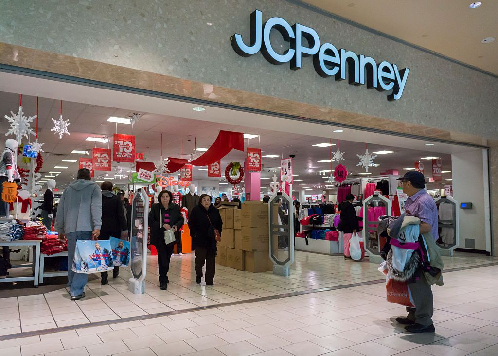 J. C. Penney Company, Inc. (stylized as JCPenney) is an American department store chain with locations in 49 U.S. states, and Puerto Rico. In addition to selling conventional merchandise, J. C. Penney stores often house several leased departments such as Sephora, Seattle's Best Coffee, salons, auto centers, optical centers, portrait studios, and jewelry repair.