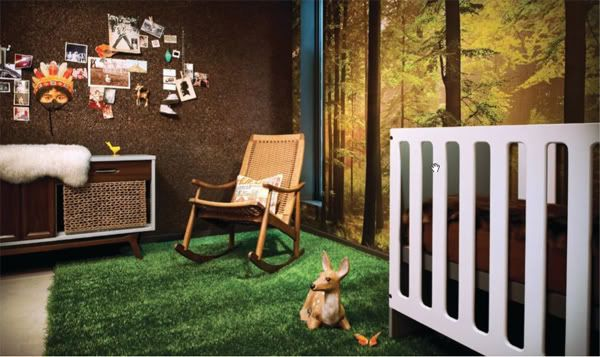 Woodland Nursery Theme 8 Beautiful Nurseries Inspired By