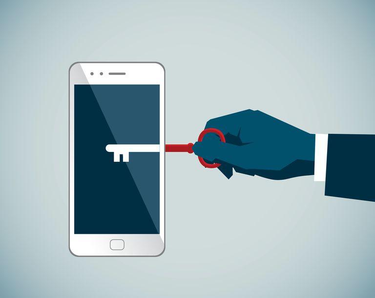 chrome iOS saved passwords