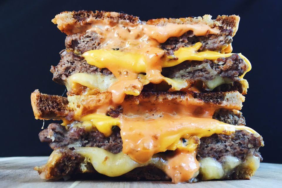 Steak 'n Shake's Fresco Melt Copycat Sandwich Recipe