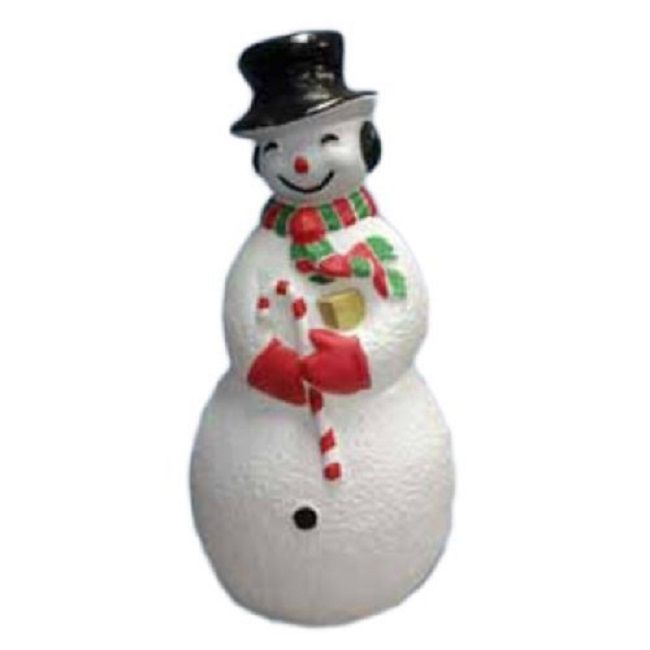 The Best Lighted Blow Mold Christmas Decorations