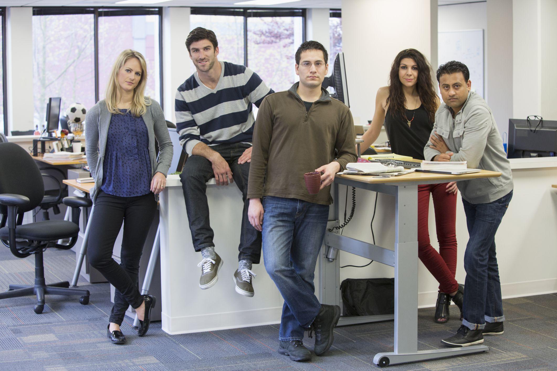 generation y lazy in workplace