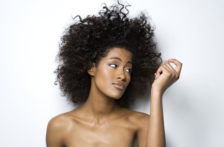 Are texturizers a good transition to natural hair woman wondering if a texturizer is the answer to her transitioning woes urmus Choice Image