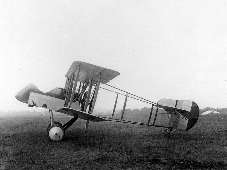 Airco DH.2 during World War I