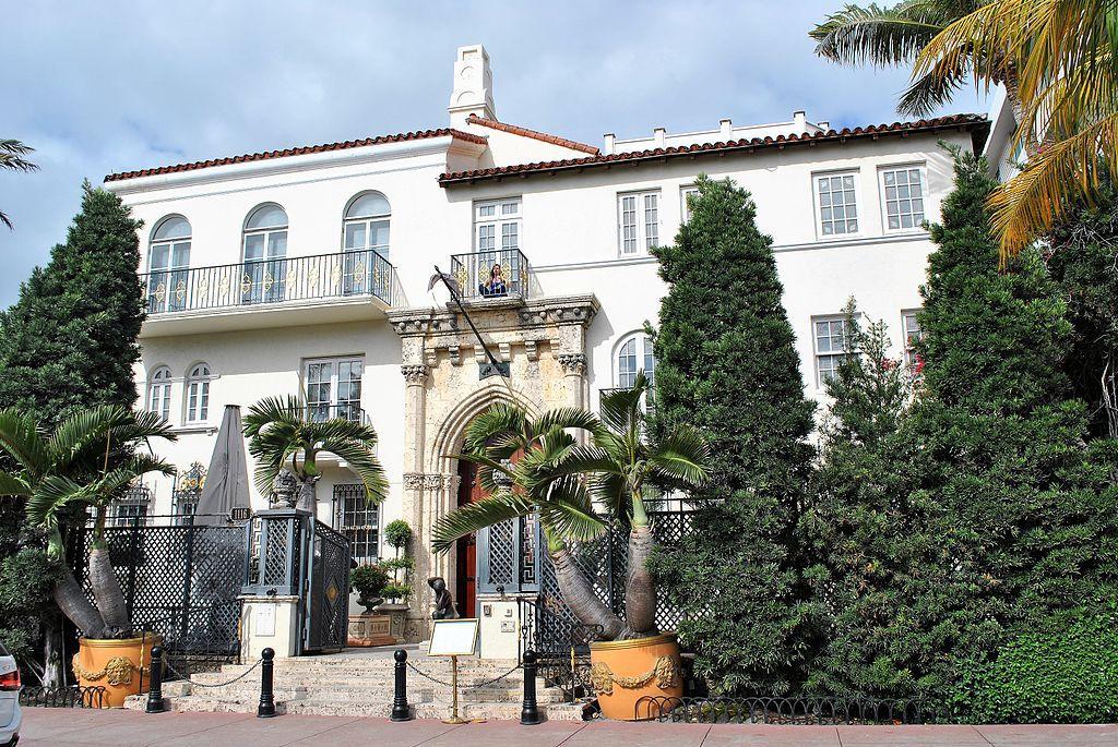 The Villa Casa Casuarina Miami Beach Fl United States