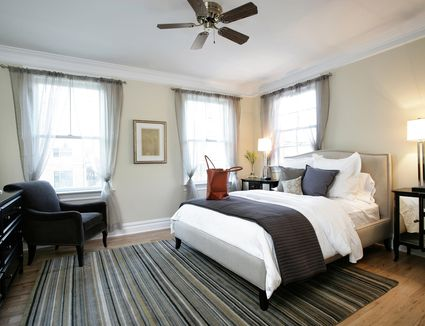 ceiling fan bedroom. Make Your Bedroom Look Expensive Without Spending a Bundle Flush Mount Ceiling Fixture