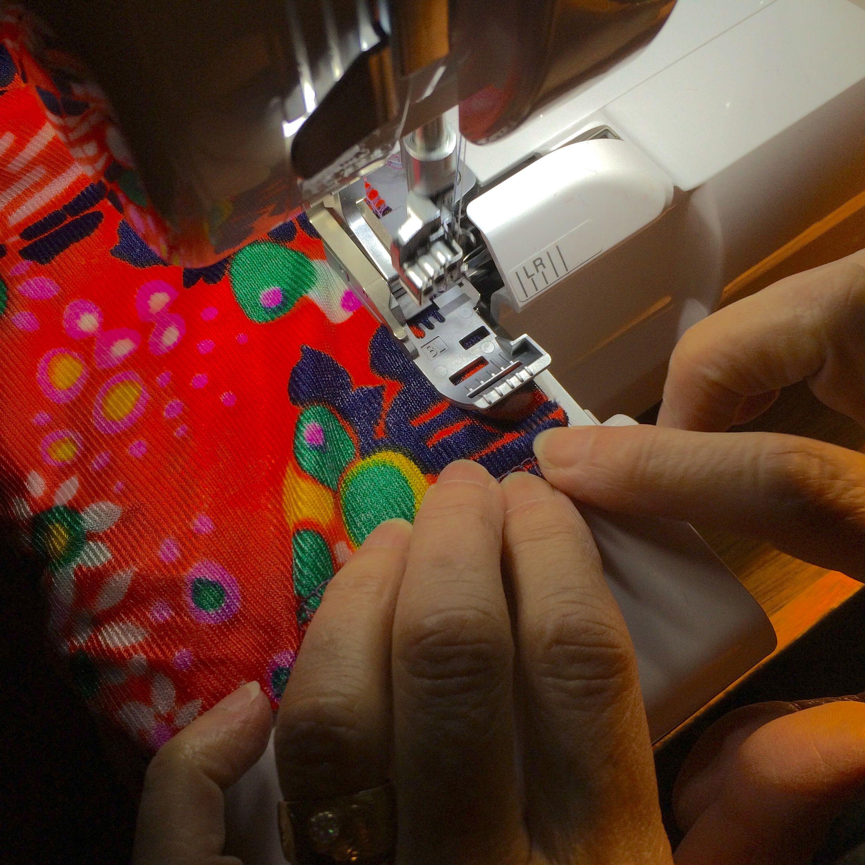 Understanding A Serger Or Overlocking Sewing Machine