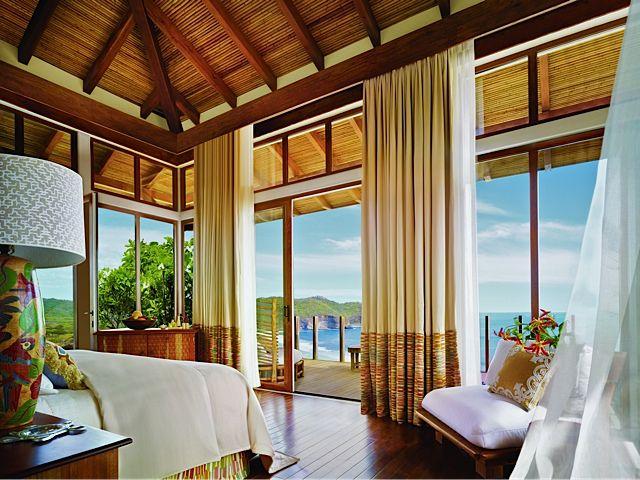 Bohio suite cottage at Mukul resort in Nicaragua