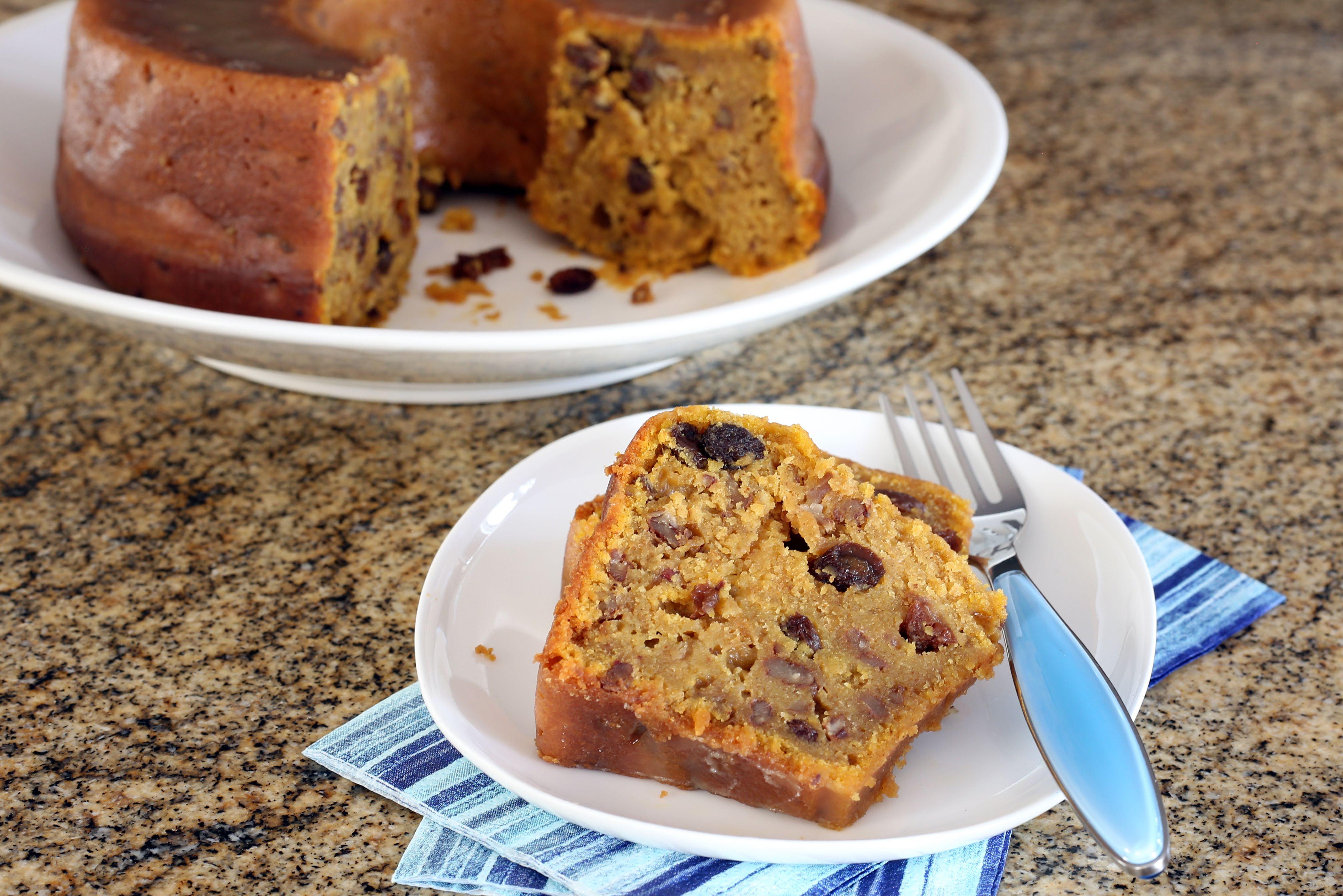 Bourbon Soaked Fruit Cake Recipes