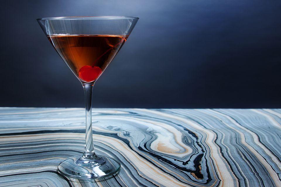 The Classic Metropolitan Cocktail