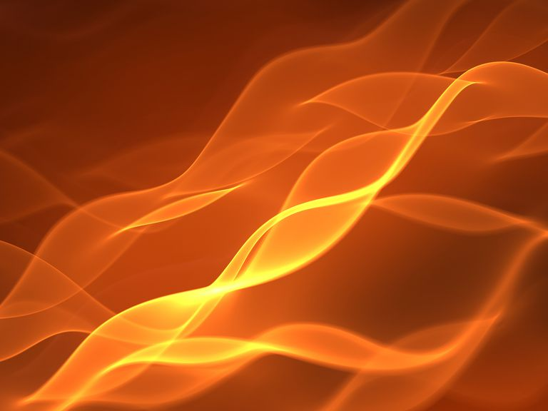 Waves of fire