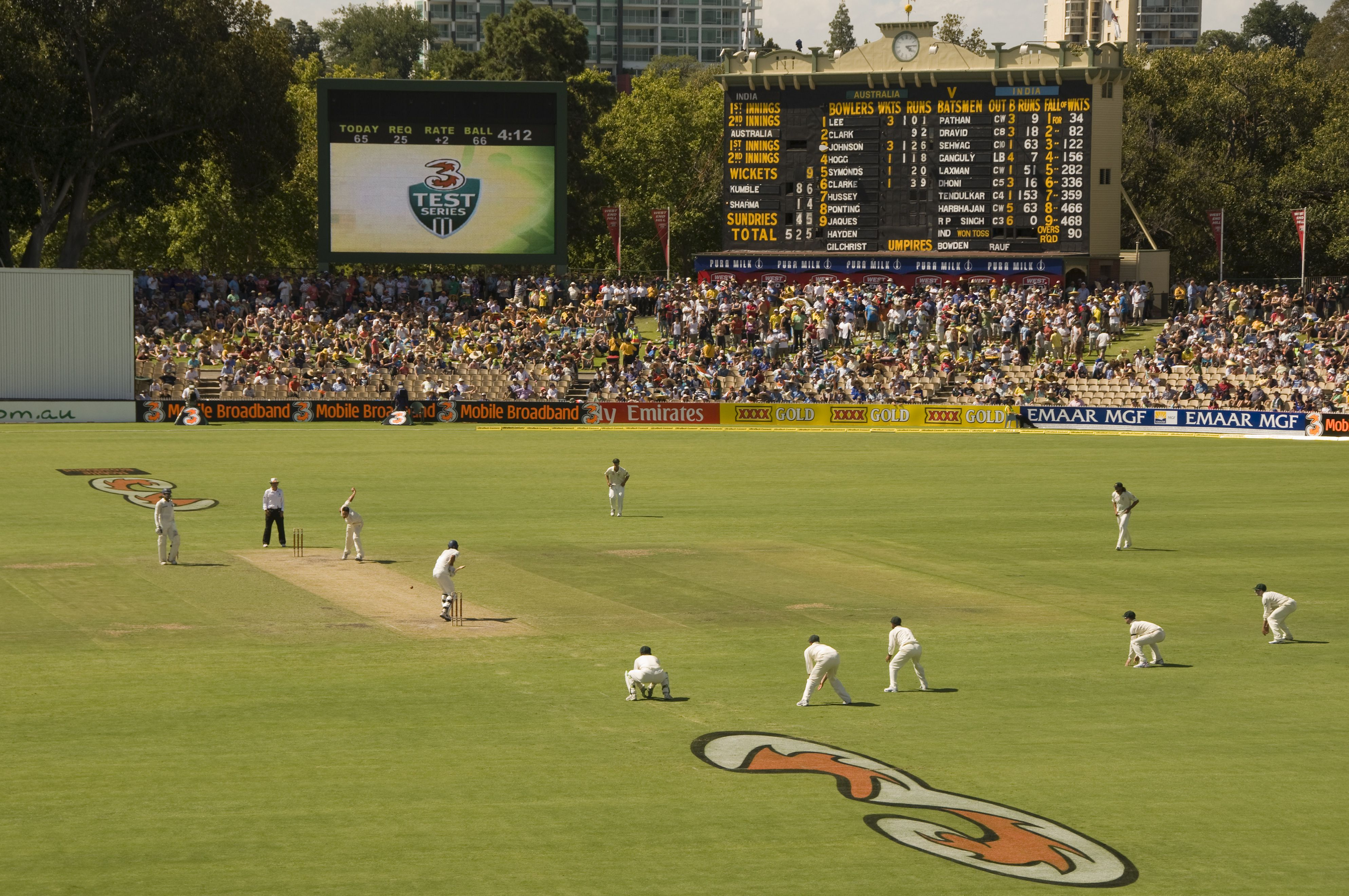 Image result for picture of a cricket match in a stadium
