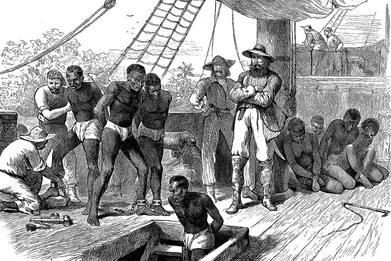 An Overview of the TransAtlantic Slave Trade