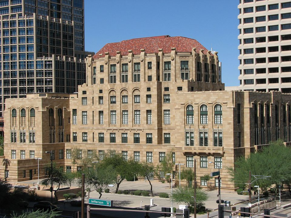 Maricopa County Courthouse
