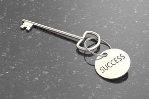 A Key with a Ring that Says: Success