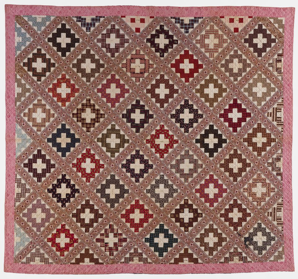 Quilt Block Patterns In Public Domain : Browse My Collection of Free Quilt Patterns