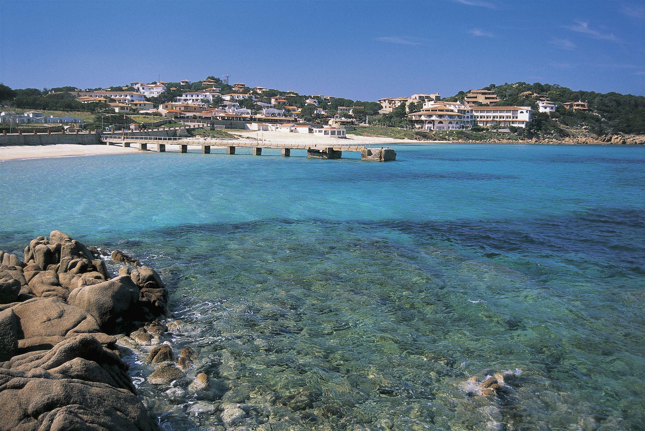 Baia Sardinia Travel And Visitors Guide