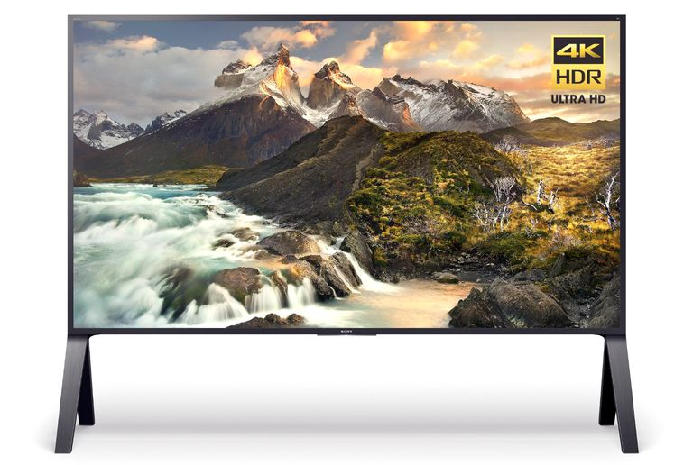 Sony XBR-100Z9D 4K Ultra HD TV with HDR and Backlight Master Drive