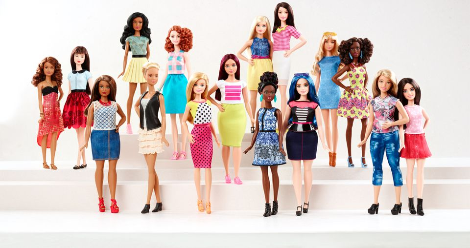 2016 Barbie Fashionista Line