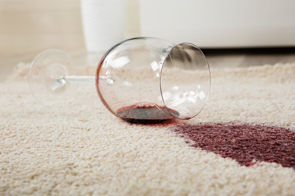4 Steps To Remove Red Wine Stains From Carpet
