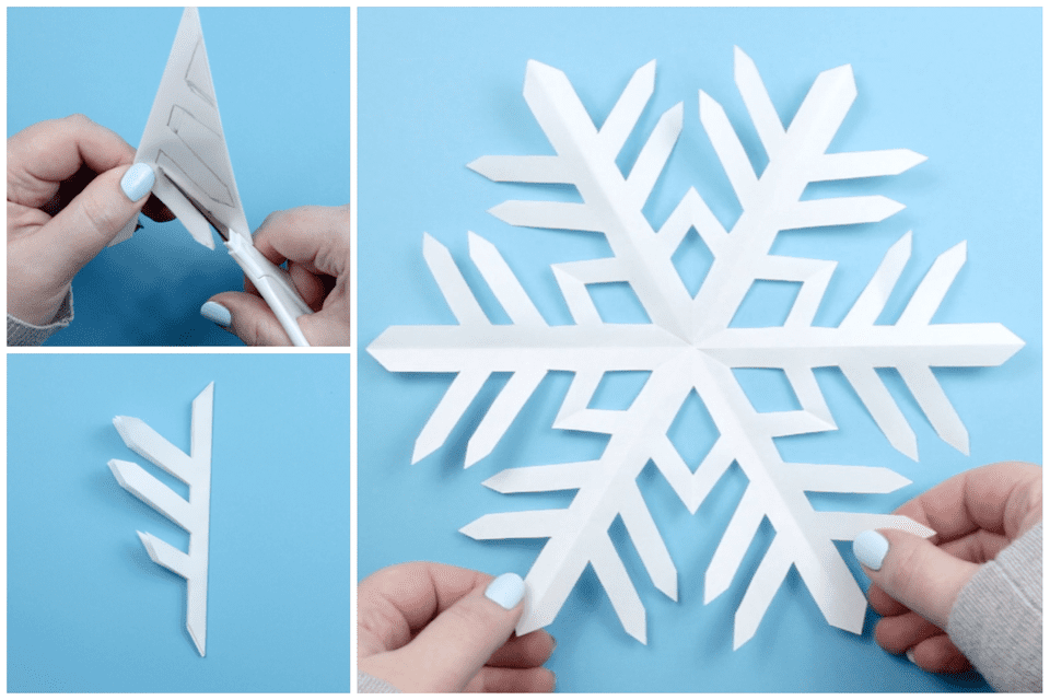 make snowflakes out of paper Game title: online snow flake maker: click here to play now game information: use your computer mouse as you would a pair of scissors to cut away sections of virtual paper to make beautiful virtual snowflakes.