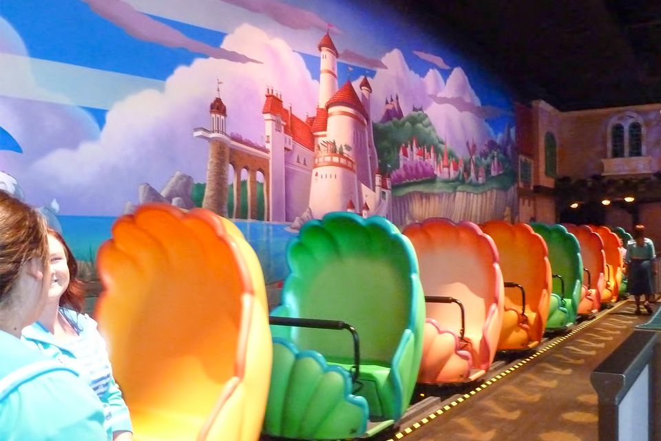 Little Mermaid Ride Things You Need To Know