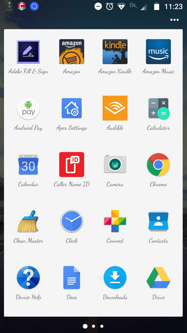 how to change your android phone font