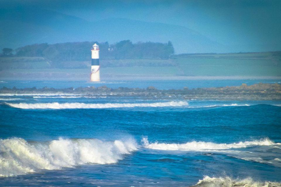 Lighthouse at Strandhill
