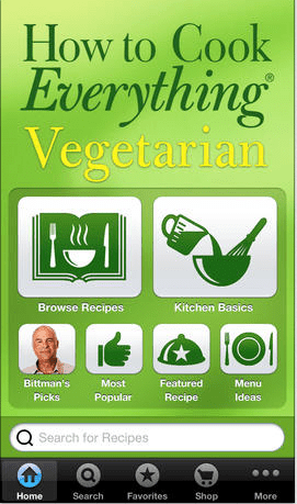 how to cook everything vegetarian review