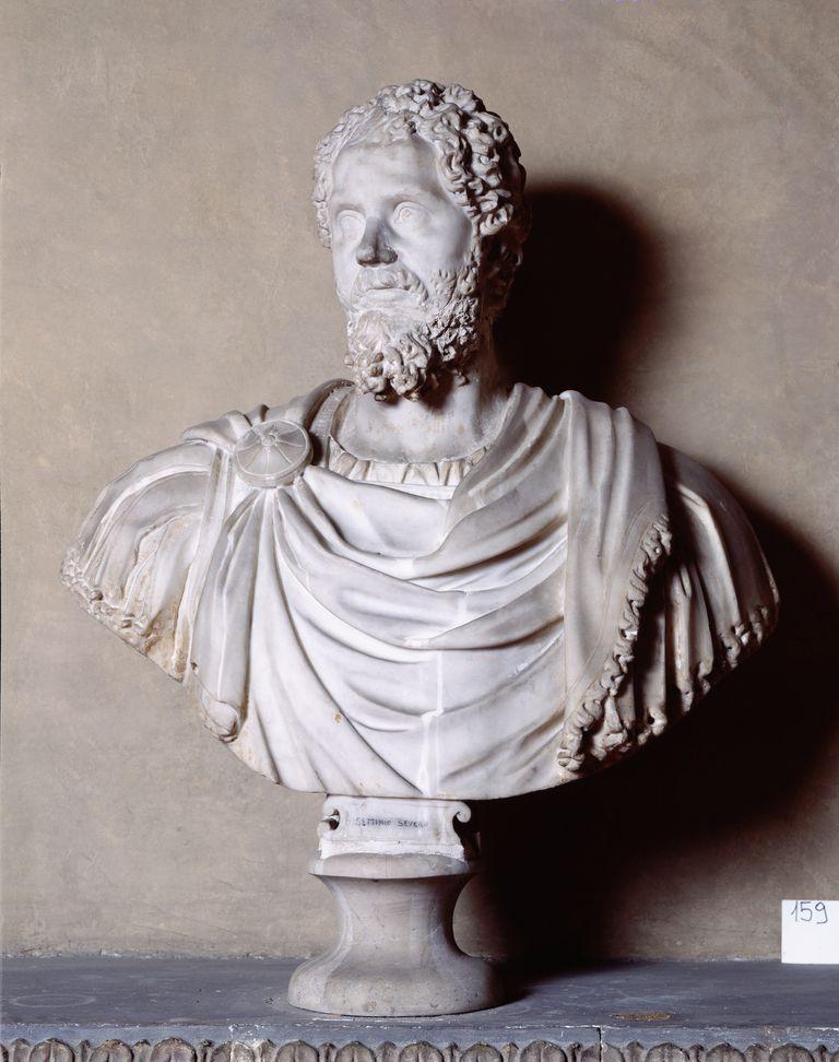 Sculpture Bust of Septimus Severus