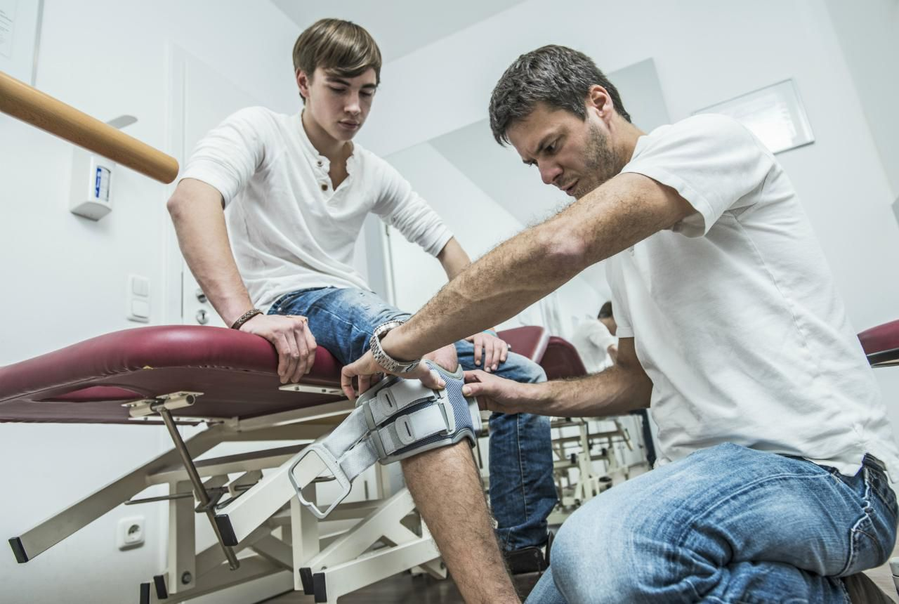 physical therapy as a career Utica's online transitional doctor of physical therapy program prepares our students for careers in physical therapy.
