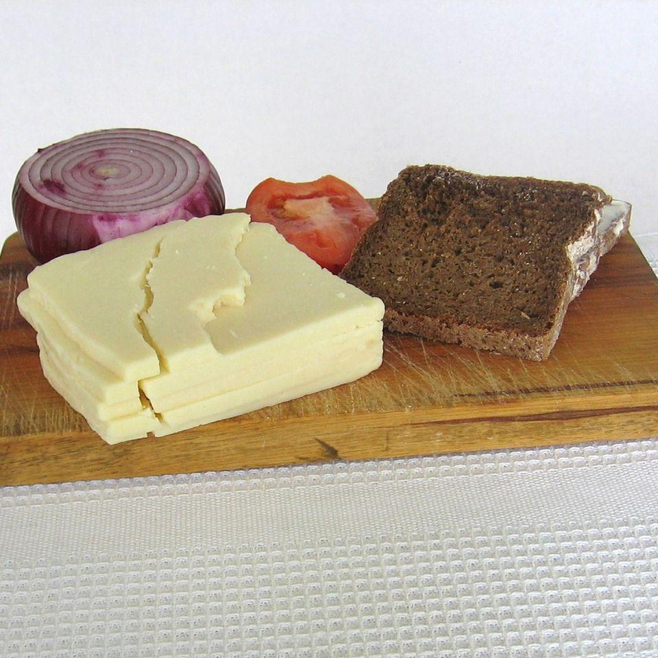 Bulgarian Kashkaval Cheese