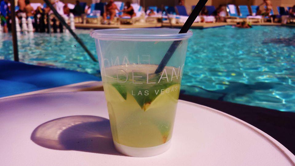 Delano Beach Club