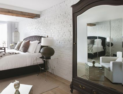 how to make a small room look bigger - Ideas To Make A Small Room Look Bigger