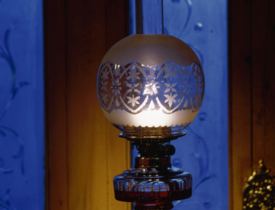 How To Find Replacement Oil Lamp Globes