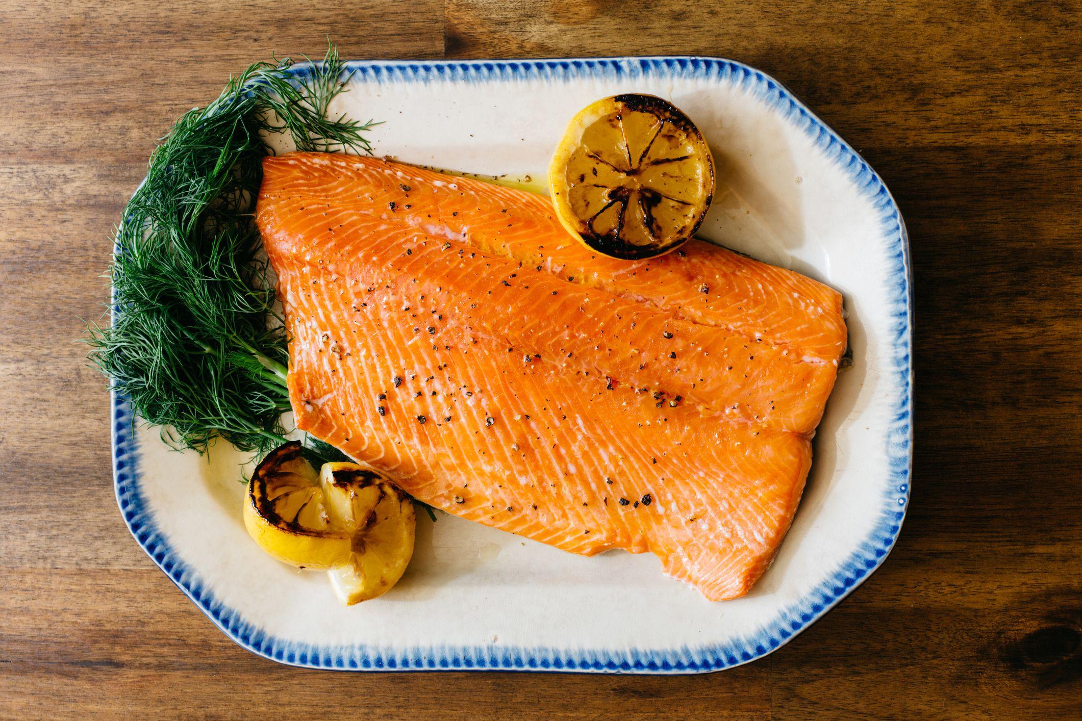 Stove-Top Smoked Salmon Recipe