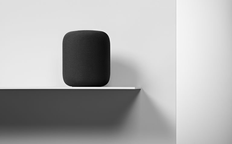 homepod in black