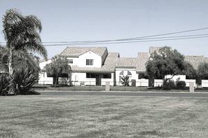 Camp Pendleton military family housing