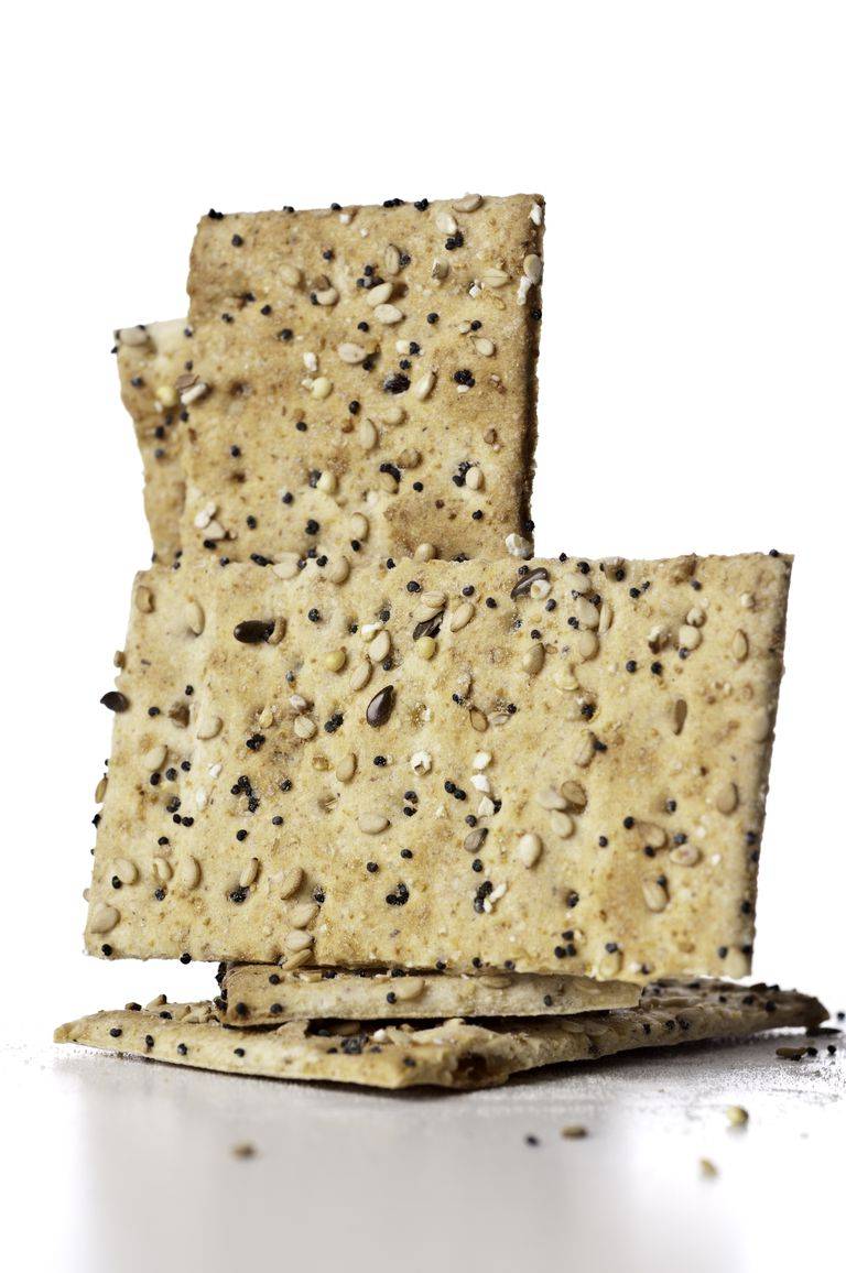 seven grains flatbreads crackers