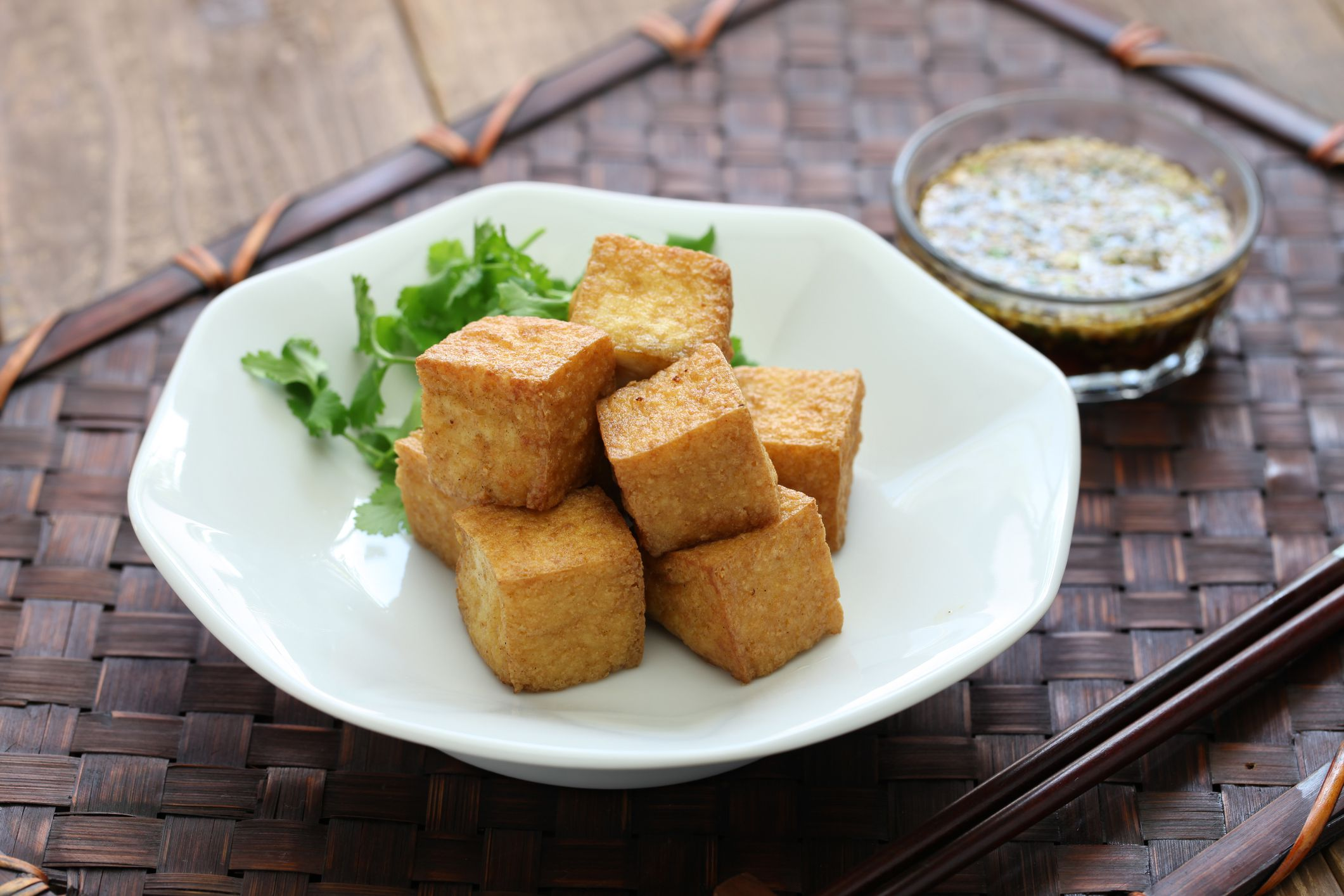 Easy Vegan Fried Tofu Recipe