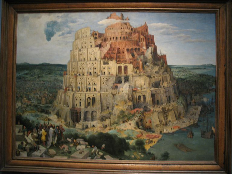 Kunsthistorisches Museum - Tower of Babel