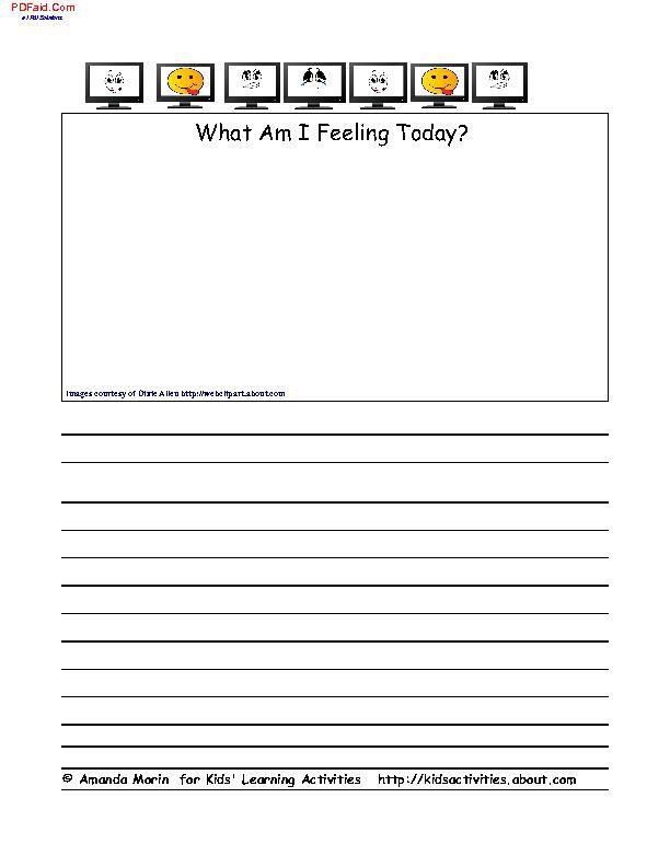 Ways to Keep a Feelings Journal