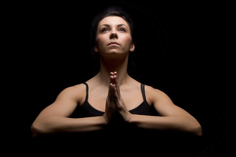 Drishti Means Gaze in Yoga