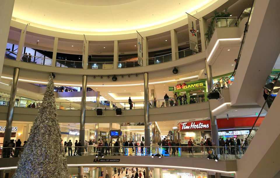 Mall of America, Bloomington, Minnesota, USA