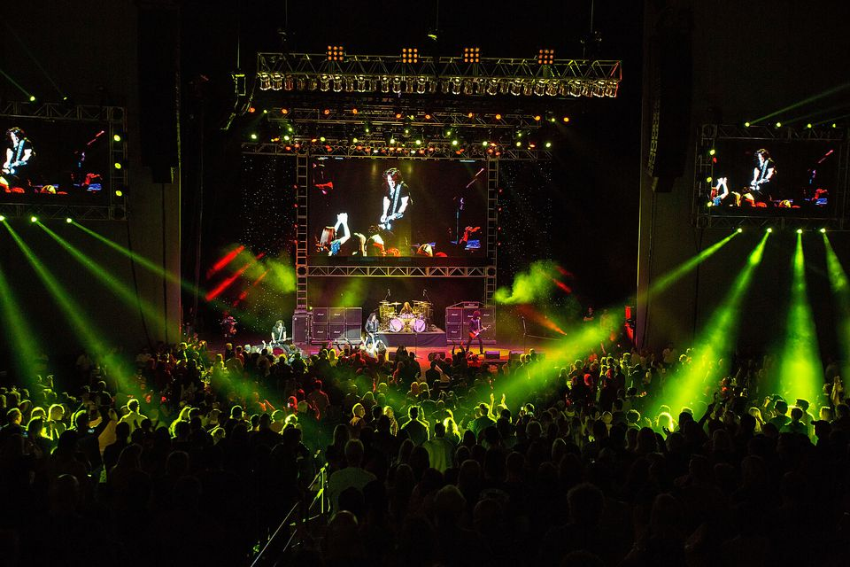 Alice Cooper's 13th Annual Christmas Pudding Concert
