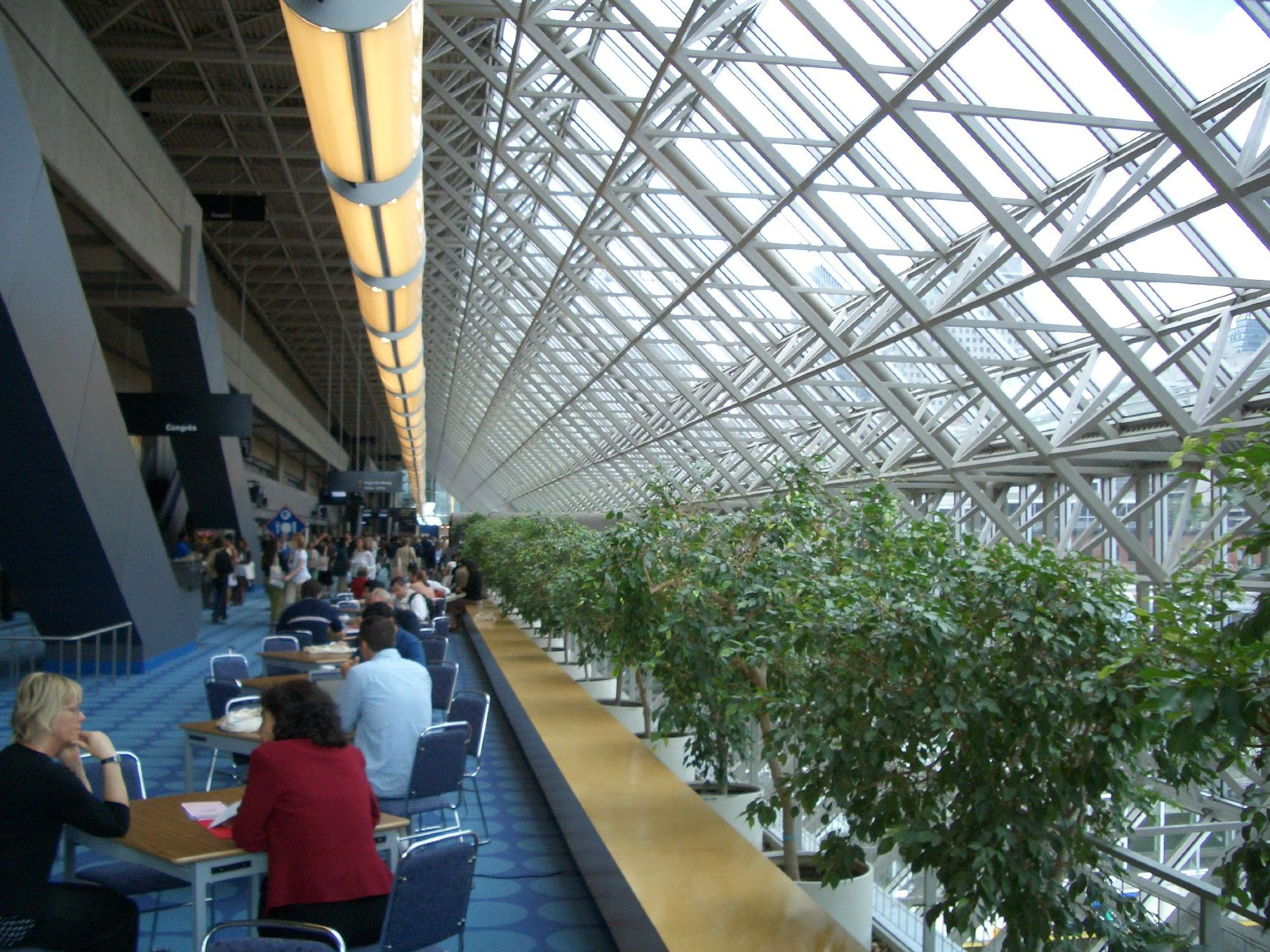 Montreal convention centre palais des congres - Salon de l emploi palais des congres ...
