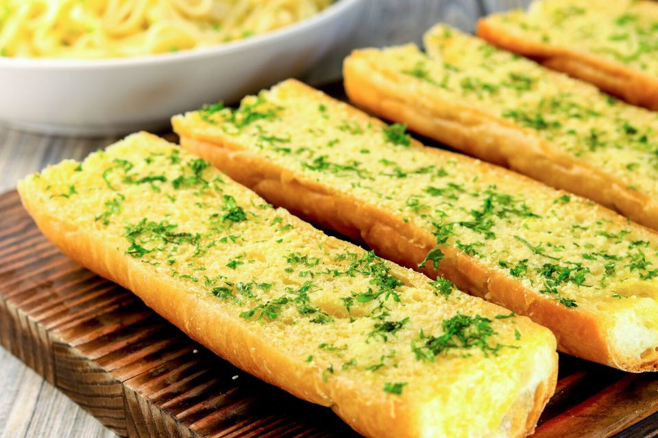 Garlic Buttered Bread