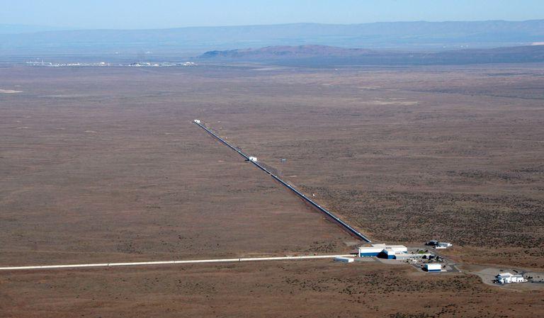 LIGO en Hanford